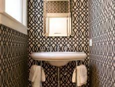 Brown Bathroom Colors - beautiful bathroom color schemes hgtv