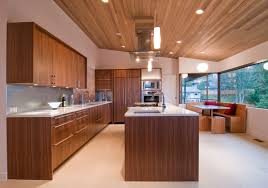 furniture exciting design ideas of walnut kitchen cabinets