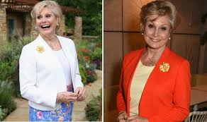 50 year old makeover angela rippon looks great at 71 here are her secrets on how she