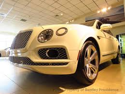 2017 bentley bentayga price 2017 bentley bentayga w12 awd suv for sale in warwick ri