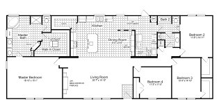 House Plans For A View View The Canyon Bay Ii Floor Plan For A 2356 Sq Ft Palm Harbor