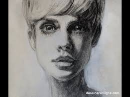 dessiner en ligne dessiner un visage de face youtube