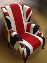 Union Jack Dining Chair Quality Armchairs Foter