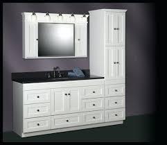 bathroom vanity and linen cabinet combo vanity linen cabinet combo shaker vanity with linen tower bathroom