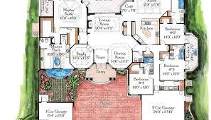 mediterranean style floor plans house plans mediterranean style homes luxamcc