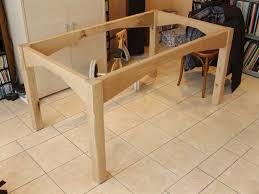 fabriquer sa table de cuisine fabriquer sa table de salle à manger des photos avec fabriquer sa