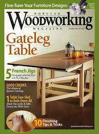 Woodworking Magazine Table Saw Reviews by Popularwoodworking Com Popular Woodworking Magazine Subscription