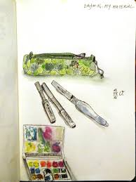 one month of daily sketching by olivia skillshare projects