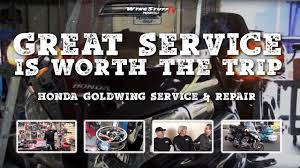 honda gold wing service u0026 repair great service is worth the trip