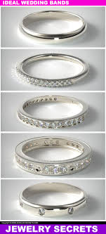 the secrets wedding band the best cathedral mounting jewelry secrets