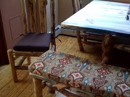 kitchen cushions complete custom dining set cushion source blog