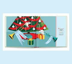 christmas personalized my 12 days of christmas personalized books pottery barn kids