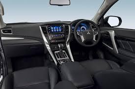 mitsubishi asx 2016 interior 2016 mitsubishi pajero sport dashboard interior 7192 cars