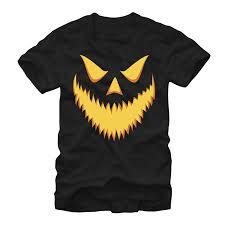 halloween men u0027s jack o u0027 lantern grin t shirt