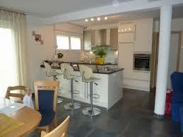cuisine ouverte avec bar cuisine ouverte sur séjour surface amenager un bar de cuisine