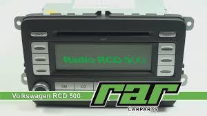 vw car radio rcd 500 installation and operation german rar