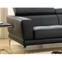 canapé angle cuir noir canape angle cuir noir achat canape angle cuir noir pas cher rue