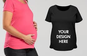 maternity shirt personalized maternity shirts customized pregnancy