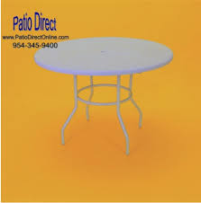 Patio Table With Umbrella Hole Patio Table Tops Outdoor Furniture Table Tops