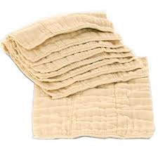 Cloth Diaper Starter Kit Osocozy Unbleached Prefold Cloth Diapers 6 Pack Size 1 Toys