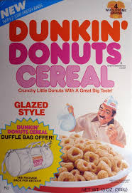 a tribute to discontinued cereals