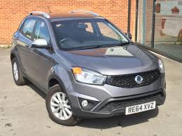 ssangyong korando second hand ssangyong korando se4 auto for sale in doncaster