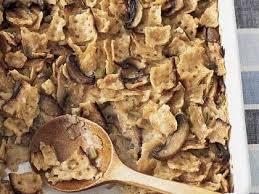 matzah farfel matzo farfel pudding recipe myrecipes