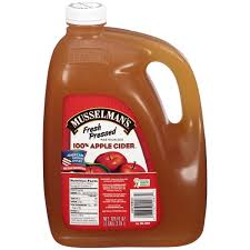 Apple Decorations For The Kitchen by Musselman U0027s 100 Apple Cider 128 Fl Oz Jug Walmart Com