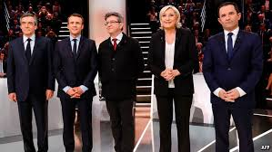 En gardeA marathon television debate marks the real start to France     s presidential campaign The Economist