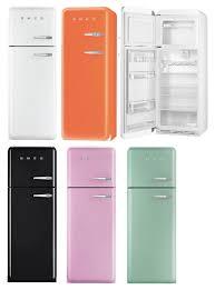 frigo pour chambre frigo vintage smeg large appliances 50 s style 1 frigorifero 49