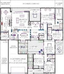Modern House Floor Plans With Pictures Modern Courtyard House Plan Courtyard House Plans Modern