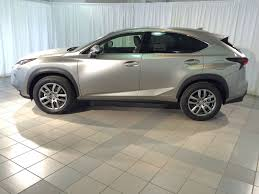 lexus atomic silver nx comparison toyota highlander hybrid limited 2016 vs lexus nx