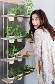 Indoor Spice Garden by Diy Indoor Hanging Herb Garden Learn How To Make An Easy