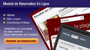 r駸ervation chambre d hote module de réservation en ligne pour hôtels gites ruraux chambres d