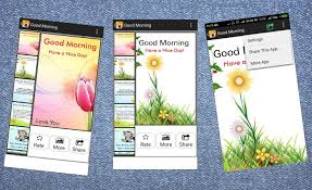good morning wishes android apps on google play