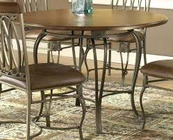 wood and iron dining room table dining table base only wrought iron kitchen table medium size of