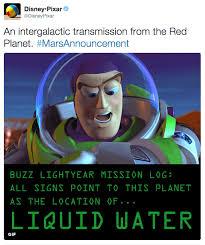 Buzz Lightyear Memes - buzz lightyear mars exploration know your meme