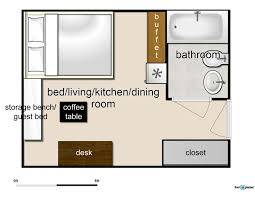 Smart Floor Plan by Download Very Small Apartment Layout Gen4congress Com