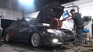subaru legacy oem wheels 09 subaru legacy gt 276hp 347tq dyno pulls stock turbo youtube