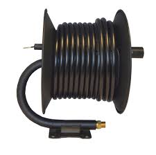 hozelock 15m wall mounted hose reel manual hose reel complete with hose for kranzle k7 k10 pressure