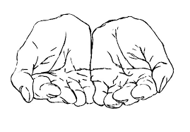 christian praying hands coloring pages christian praying hands