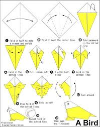 10 best folding paper images on pinterest origami diagrams