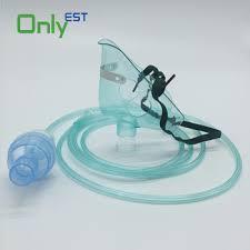 Masker Uap 6 ml ruang steril sekali pakai medis nebulizer masker pediatric