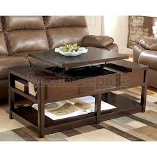 lift top coffee table ashley furniture design ideas within