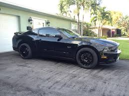 2013 Ford Mustang Gt Black 5 0 Badge Mustang Evolution