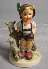 vintage goebel hummel goat herder 200 0 4 tmk ec ebay