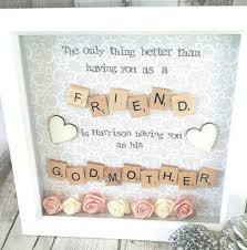 godmother gifts to baby godmother frame gift for godparents christening gifts godparent