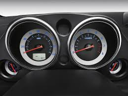 mitsubishi convertible 2012 mitsubishi eclipse spyder gauges interior photo automotive com