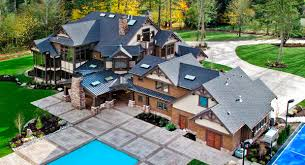 large estate house plans luxury house plans that rival dallas southfork the house designers