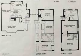 bi level house floor plans the old house floor plan u2013 bill and wei u0027s new home project in